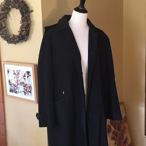 Anne Klein Jackets & Coats - ANN KLEIN sz 16 TrenchCoat Hood Lined CLASSIC $259